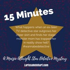15 Minutes logline